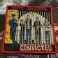 Cryptic Slaughter - Patch - Cryptic Slaughter - Convicted