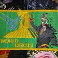 Toxik - World Circus  Patch