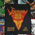 Venom - Seven Dates Of Hell Patch