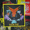 Toxik - Think This  Patch