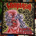 Whiplash - Power and Pain  Patch