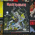 Iron Maiden - No Prayer On the Road Patch