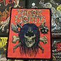 Rigor Mortis - Rigor Mortis  Patch