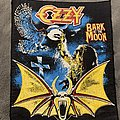 Ozzy Osbourne - Patch - Ozzy - Bark At The Moon