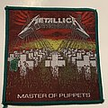 Metallica - Patch - Metallica - Master Of Puppets