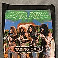 Overkill - Patch - Overkill - Taking Over