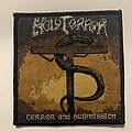 Holy Terror - Patch - Holy Terror - Terror and Submission