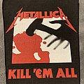 Metallica - Kill 'Em All Patch