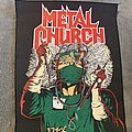 Metal Church - Fake Healer Patch