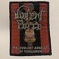 Violent Force - Patch - Violent Force - Malevolent Assault Of Tomorrow