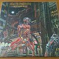 Iron Maiden - Somewhere in Time vinyl signed Tape / Vinyl / CD / Recording etc