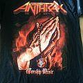 Anthrax - Worship Music Tour shirt 2012
