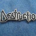 Pin Badges Of The Bands from German Thrash Metal