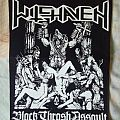 Witchaven Back patch