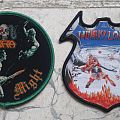 Heavy load and iron kobra patches