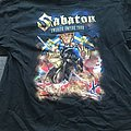 Sabaton - TShirt or Longsleeve - Swedish Empire Tour