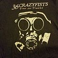 36 Crazy fists - gas mask TShirt or Longsleeve