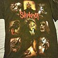Slipknot - TShirt or Longsleeve - Slipknot faces