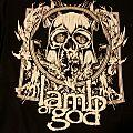 Lamb of God skull 2013