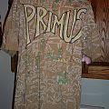 Primus - TShirt or Longsleeve - Primus - map