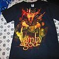 Lamb of god - 2009 tour TShirt or Longsleeve