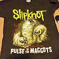 Slipknot - TShirt or Longsleeve - Slipknot pulse of the maggots