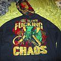 Full Blown Chaos hoodie Hooded Top