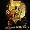 Havok - 2012 europe TShirt or Longsleeve