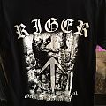 Riger German Heathen Metal shirt