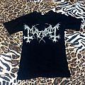 Mayhem No Love No Hate - T-Shirt