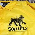 """SOULFLY """"lion"""" Windbreaker Other Collectable"""