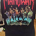 Manowar - TShirt or Longsleeve - Fighting The World