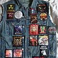 Megadeth - Battle Jacket - Battle Jacket In Progress