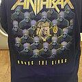 Anthrax - TShirt or Longsleeve - Among The Kings