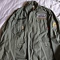 Megadeth - TShirt or Longsleeve - Megadeth Army Jacket