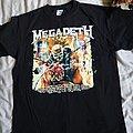 Megadeth - TShirt or Longsleeve - Held Hostage By Oil For Food