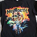 Megadeth - TShirt or Longsleeve - Gears Of War