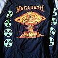 Megadeth - TShirt or Longsleeve - Vic Explosion