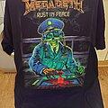 Megadeth - TShirt or Longsleeve - Holy Wars