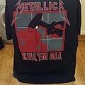 Metallica - TShirt or Longsleeve - Kill 'Em All