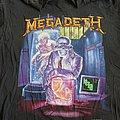 Megadeth - TShirt or Longsleeve - Hangar 18