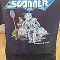 Scanner - TShirt or Longsleeve - Terminal Earth