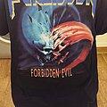 Forbidden - TShirt or Longsleeve - Forbidden Evil
