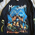 Manowar - TShirt or Longsleeve - Gods Of War