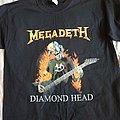 Megadeth - TShirt or Longsleeve - Vic Guitar