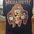 Megadeth - TShirt or Longsleeve - Rust In Peace
