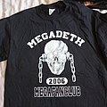 Megadeth - TShirt or Longsleeve - Megadeth Cyber Army