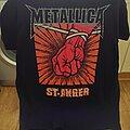 Metallica - TShirt or Longsleeve - St. Anger