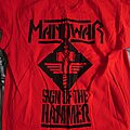 Manowar - TShirt or Longsleeve - Sign Of The Hammer