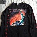 Megadeth - TShirt or Longsleeve - Lady Liberty